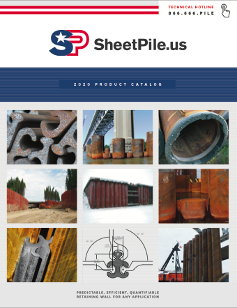Download a SheetPile.us Catalog